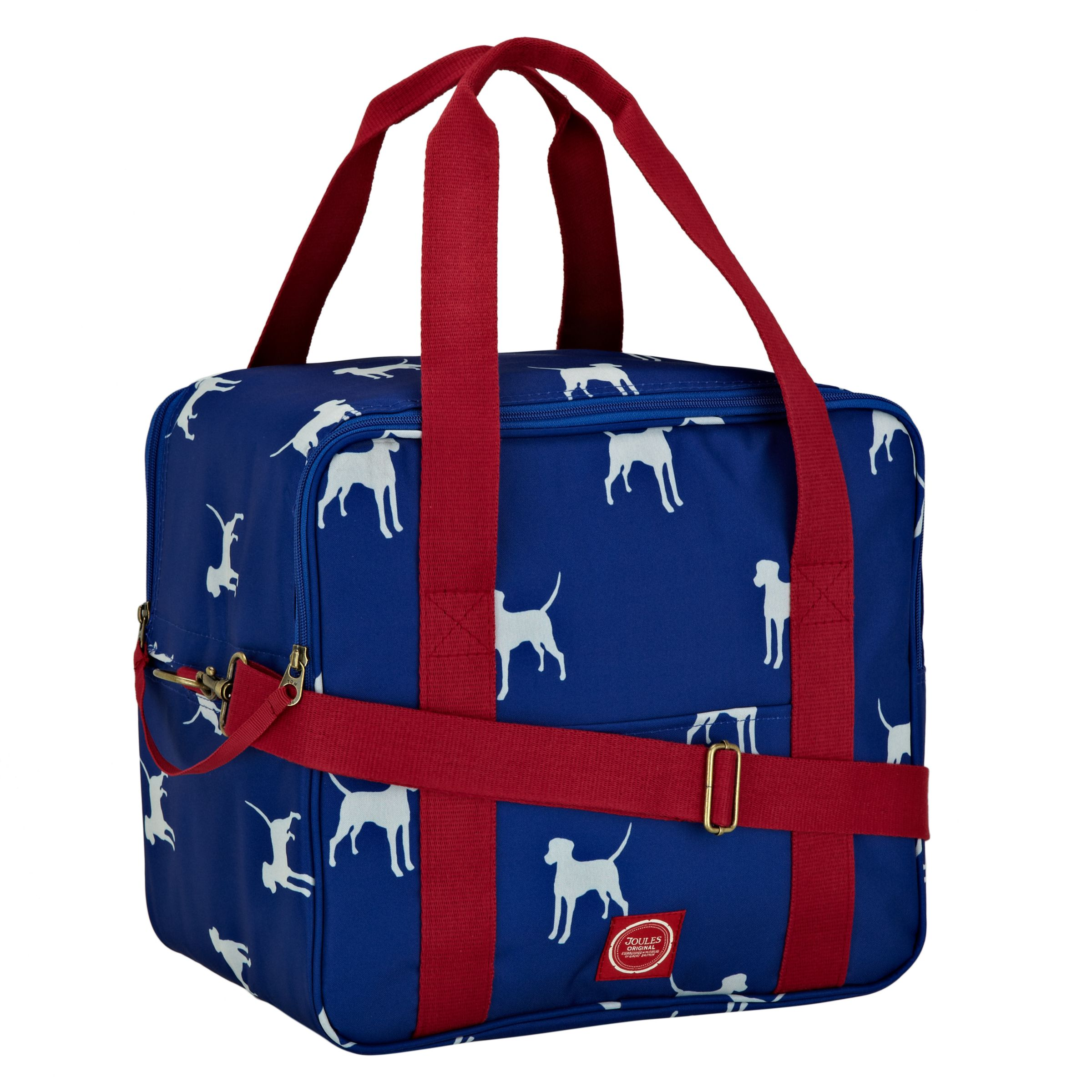 Joules Dog Family Coolbag, Multi