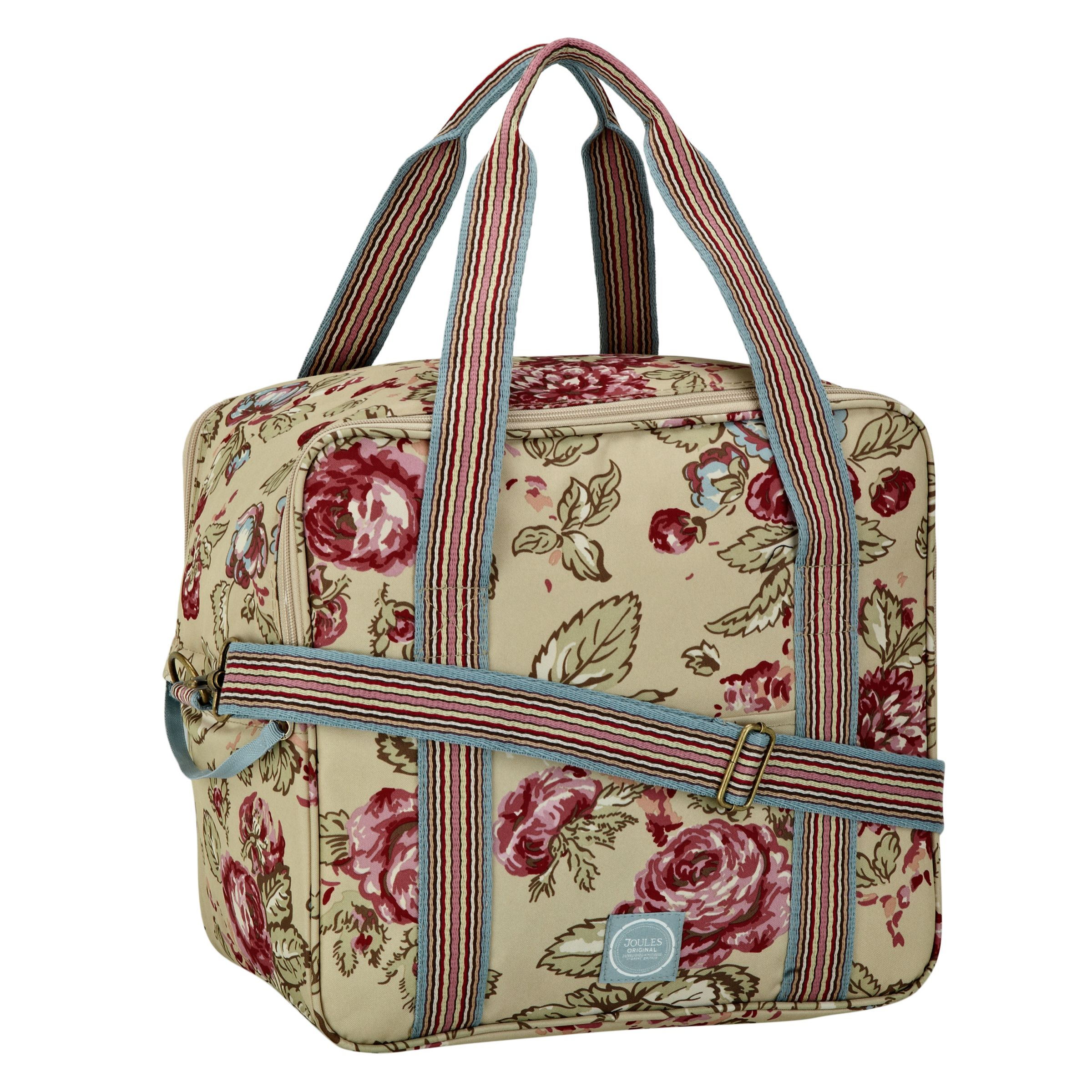 Joules Rose Family Coolbag, Multi