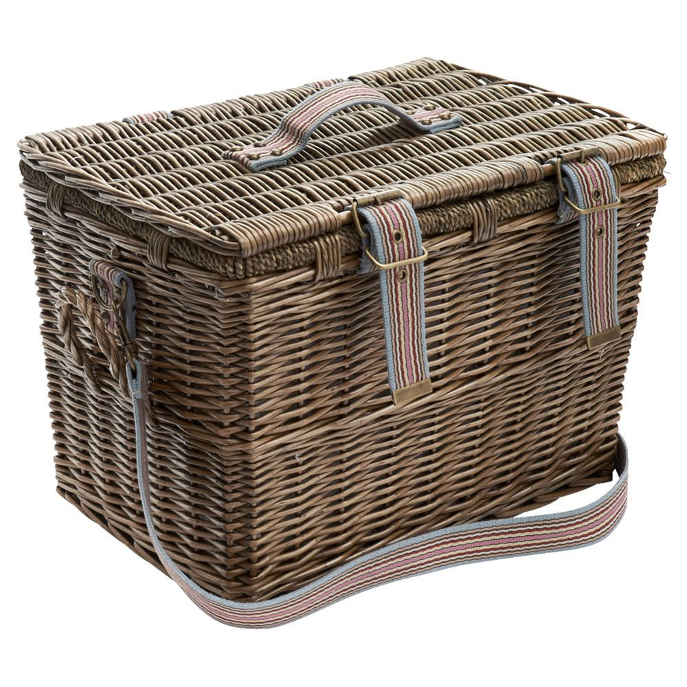 Joules Filled Picnic Hamper, 4 Person