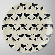 Buy Anorak Kissing Robins Dinner Plate Online at johnlewis.com