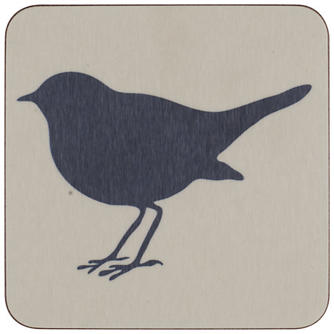 Buy Anorak Kissing Robins Coaster, Set of 4 Online at johnlewis.com