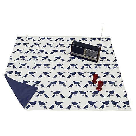 Buy Anorak Kissing Robins Picnic Rug Online at johnlewis.com