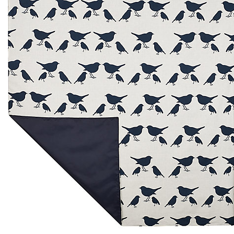 Buy Anorak Kissing Robins Picnic Rug, L145cm Online at johnlewis.com