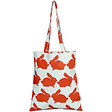 Buy Anorak Shopper, Kissing rabbits Online at johnlewis.com