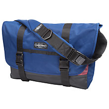 "Buy Eastpak Kruizer 13"" Laptop Messenger Bag, Navy Online at johnlewis.com"