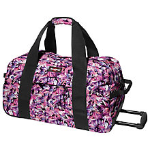 Buy Eastpak Container 65 Wheeled Duffle Bag, Floral Pink Online at johnlewis.com