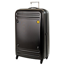 Buy Mandarina Duck Polyduck 4-Wheel Large Suitcase, Black Online at johnlewis.com