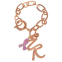 Buy Zandra Rhodes for Adele Marie Breast Cancer Campaign Bracelet Online at johnlewis.com