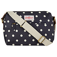 Buy Cath Kidston Double Zip Across Body Handbag Online at johnlewis.com