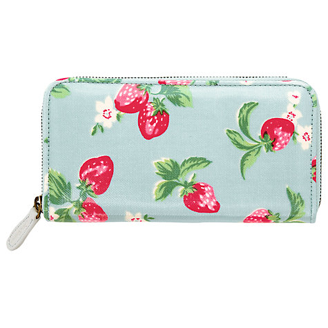 Buy Cath Kidston Print Zip Wallet Online at johnlewis.com