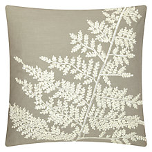 Buy John Lewis Fern Cushion Online at johnlewis.com