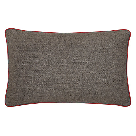 Buy House by John Lewis Zinc Cushion Online at johnlewis.com