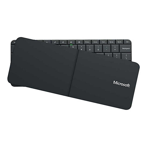 Buy Microsoft Wedge Mobile Keyboard Online at johnlewis.com