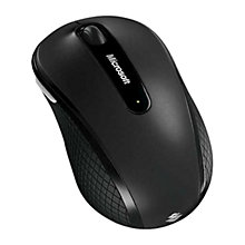 Buy Microsoft Wireless Mouse 4000 Online at johnlewis.com