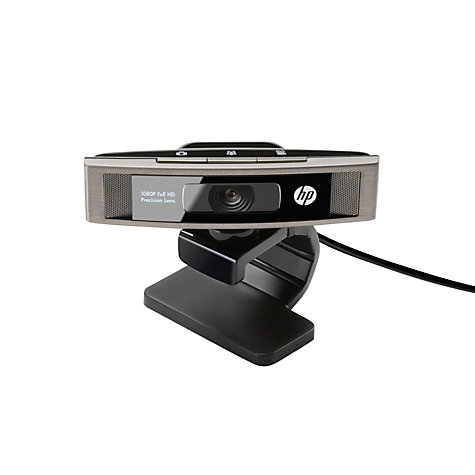 Buy HP HD-5210 Webcam Online at johnlewis.com