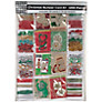 John Lewis Christmas Bumper Card Kit, 4000 Pieces