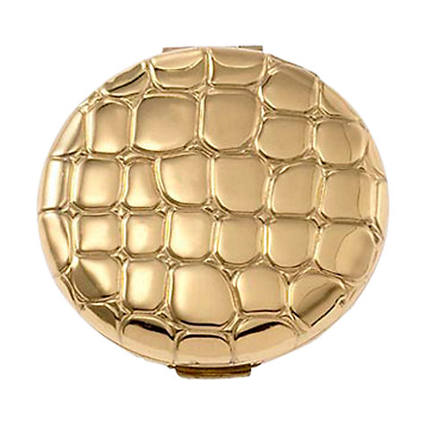 Buy Estée Lauder Slim Alligator Metal Compact Powder Online at johnlewis.com