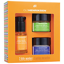 Buy OLEHENRIKSEN 3 Little Wonders Set Online at johnlewis.com
