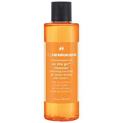 Buy OLEHENRIKSEN On The Go Cleanser for Normal/Combination Skin Types, 207ml Online at johnlewis.com