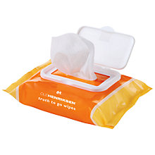Buy OLEHENRIKSEN Truth To Go Wipes, Pack of 30 Online at johnlewis.com