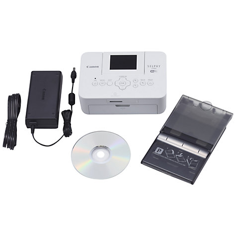 Buy Canon Selphy CP900 Wireless Photo Printer Online at johnlewis.com