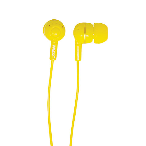 Buy WeSC Kazoo In-Ear Headphones Online at johnlewis.com
