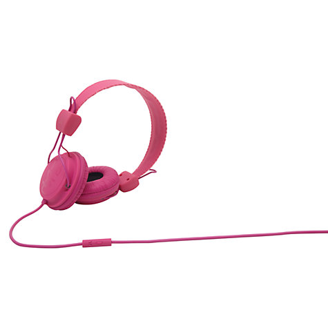 Buy WeSC Matte Conga On-Ear Headphones Online at johnlewis.com