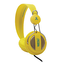 Buy WeSC Oboe Street On-Ear Headphones with Microphone Online at johnlewis.com