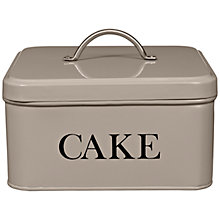 Buy Garden Trading Square Cake Tin Online at johnlewis.com