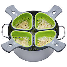 Buy Healthy Steps Single Portion Pasta Basket Online at johnlewis.com