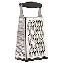 Buy Cuisipro Box Grater Online at johnlewis.com