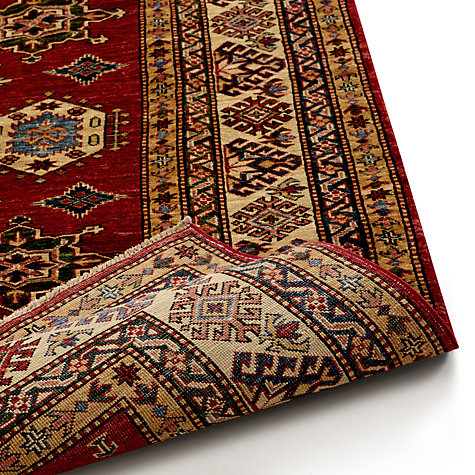 Buy Kazak Fine Handmade Rug Online at johnlewis.com
