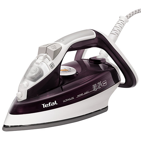 Buy Tefal FV4487 Ultraglide Steam Iron Online at johnlewis.com