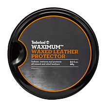 Buy Timberland Waximum Waxed Leather Shoes and Boots Protector Online at johnlewis.com