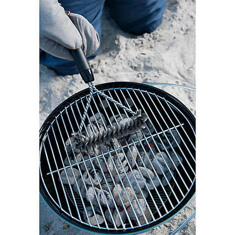 Buy Weber® BBQ T-Brush, 30cm Online at johnlewis.com