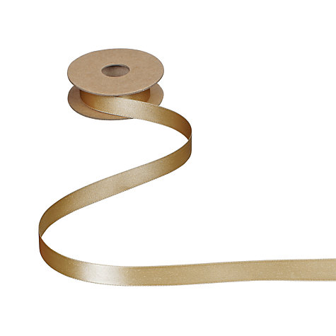 Buy John Lewis Christmas Ribbon Box, Pack of 6, Red/Gold Online at johnlewis.com