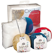 Buy DMC Crochet Natura Amigurumi Balls Kit Online at johnlewis.com
