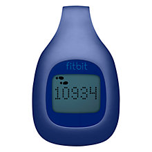 Buy Fitbit Zip, Wireless Activity Tracker, Blue Online at johnlewis.com