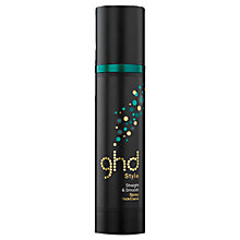 Buy ghd Straight and Smooth Spray for Thick/Coarse Hair, 120ml Online at johnlewis.com
