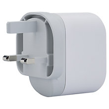 Buy Belkin Apple iPhone 5 USB Charger Online at johnlewis.com