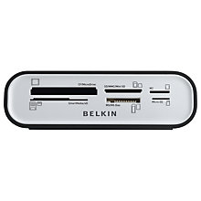 Buy Belkin Universal USB Media Reader Online at johnlewis.com
