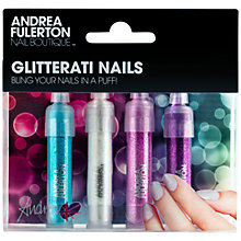 Buy Andrea Fulerton Nail Boutique Glitterati Nails Online at johnlewis.com