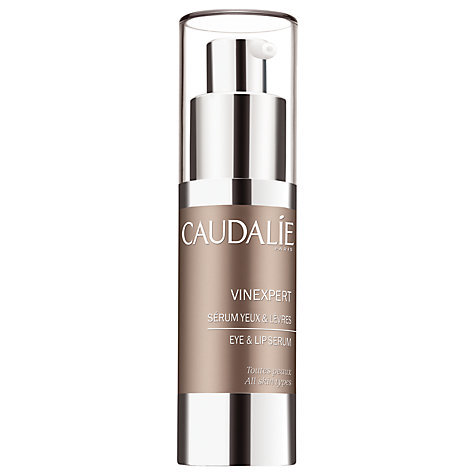 Buy Caudalie Vinexpert Eye and Lip Serum, 15ml Online at johnlewis.com