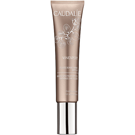 Buy Caudalie Vinexpert Broad Spectrum SPF15 Radiance Day Fluid, 40ml Online at johnlewis.com