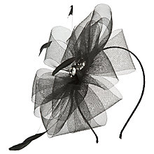 Buy John Lewis Natalia Crin Fascinator Online at johnlewis.com