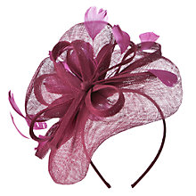Buy John Lewis Anna Fascinator Online at johnlewis.com