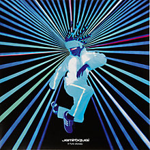 Buy Art Vinyl A Funk Odyssey by Jamiroquai Online at johnlewis.com