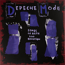 Buy Art Vinyl Song of Faith and Devotion by Depeche Mode Online at johnlewis.com