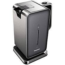 Buy Panasonic Kettle and 2-Slice Toaster, Stainless Steel Online at johnlewis.com