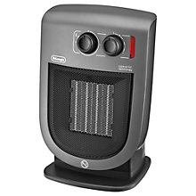 Buy De'Longhi DCH5231 Ceramic Fan Heater Online at johnlewis.com